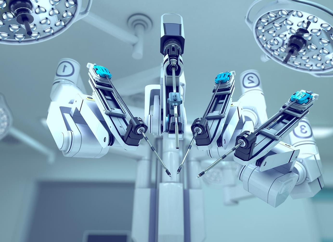 Você sabe o que é Cirurgia Robótica?